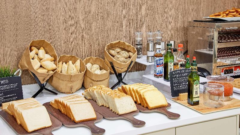 Restaurant Nh Valencia Las Ciencias
