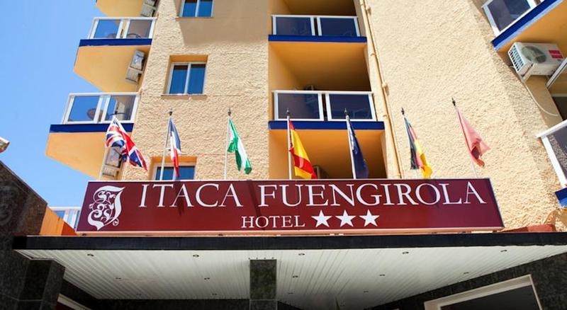 imagen de hotel Hotel Itaca Fuengirola