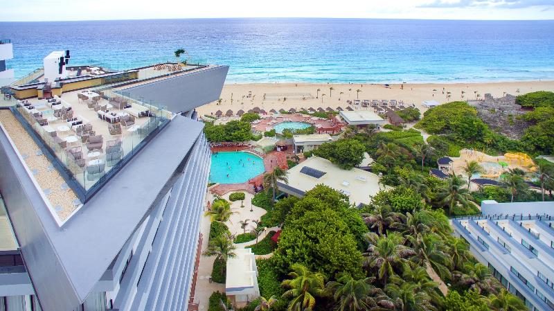 General view Park Royal Cancun All Inclusive