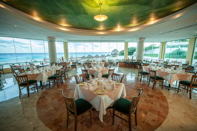 Restaurant Park Royal Cancun All Inclusive