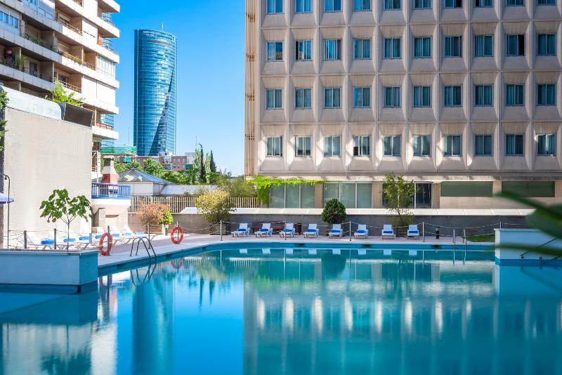 General view Tryp Madrid Chamartin Hotel