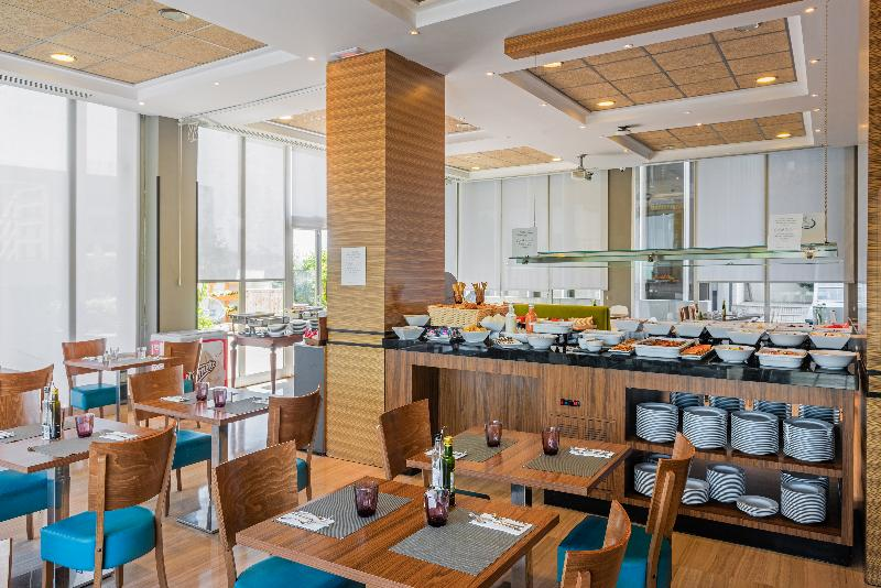 Restaurant Tryp Madrid Chamartin Hotel