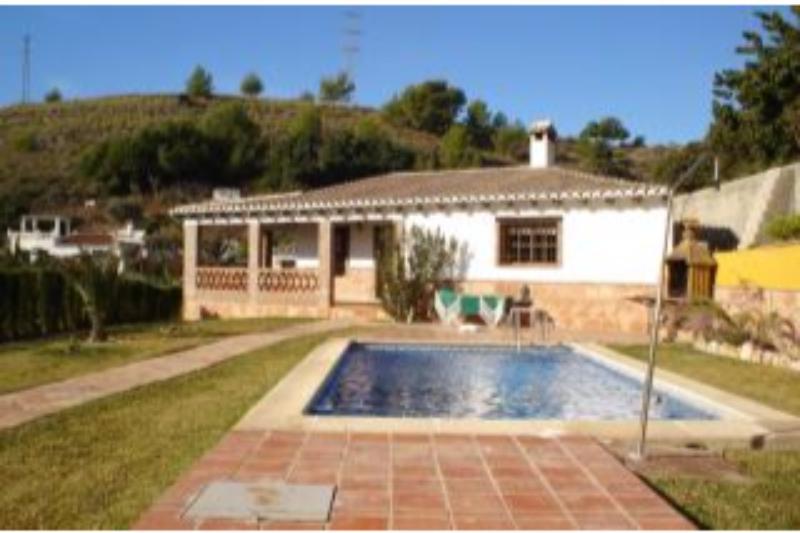 Villa Turistica de la Axarquia - Pool - 8