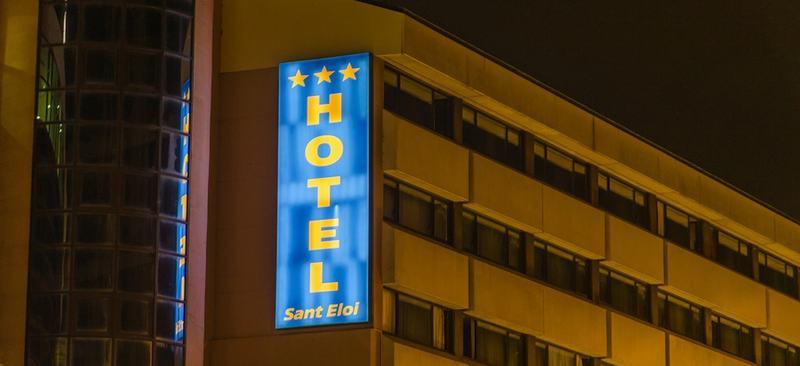 Escapada en el Hotel sant eloi