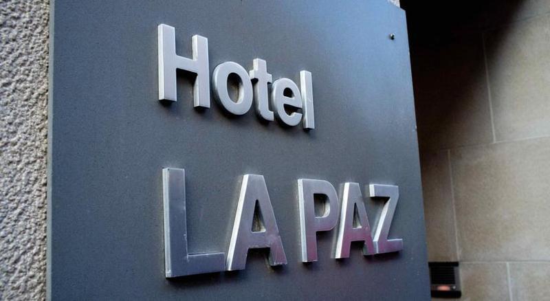imagen de hotel Hotel La Paz