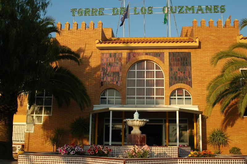 General view Torre De Los Guzmanes
