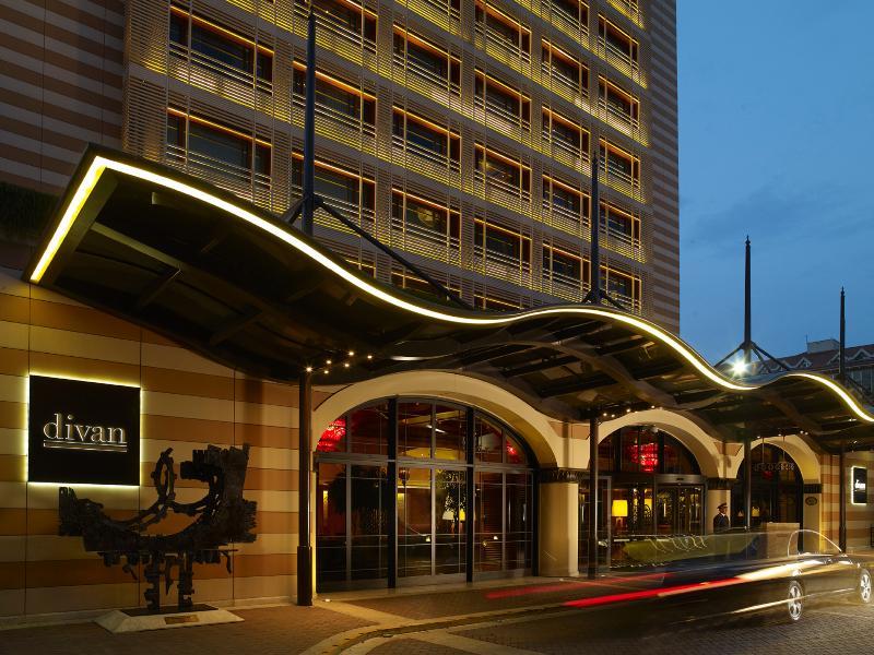 General view Divan Istanbul Hotel