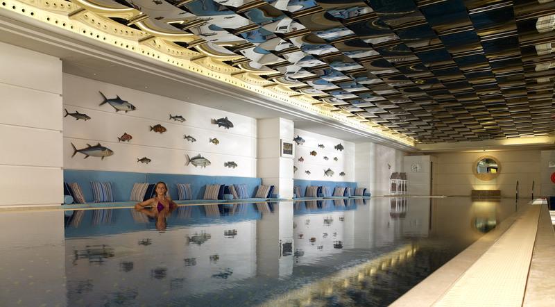 Pool Divan Istanbul Hotel