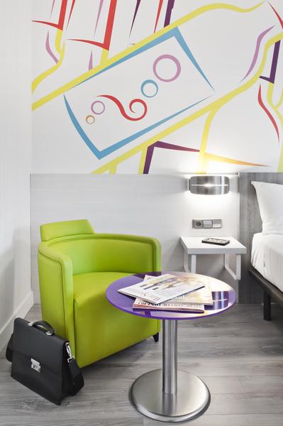 Room Ibis Styles Madrid Prado
