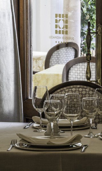 Restaurant Duques De Medinaceli
