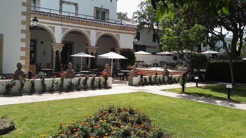Terrace Duques De Medinaceli