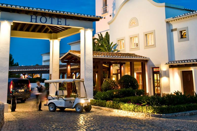 Hotel Vila Vita Parc