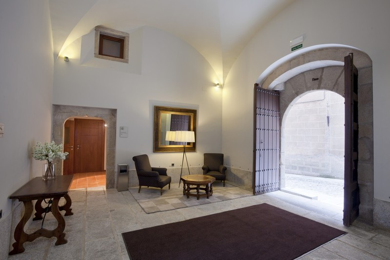 Fotos Hotel Parador De Caceres