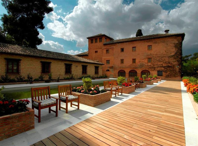 General view Parador De Granada