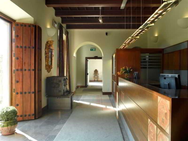 Lobby Parador De Granada