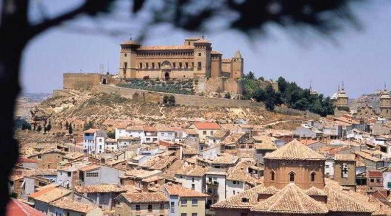 General view Parador De Alcañiz
