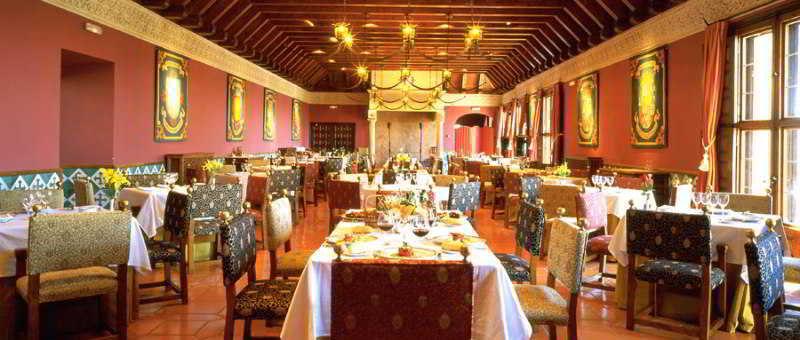 Restaurant Parador De Alcañiz