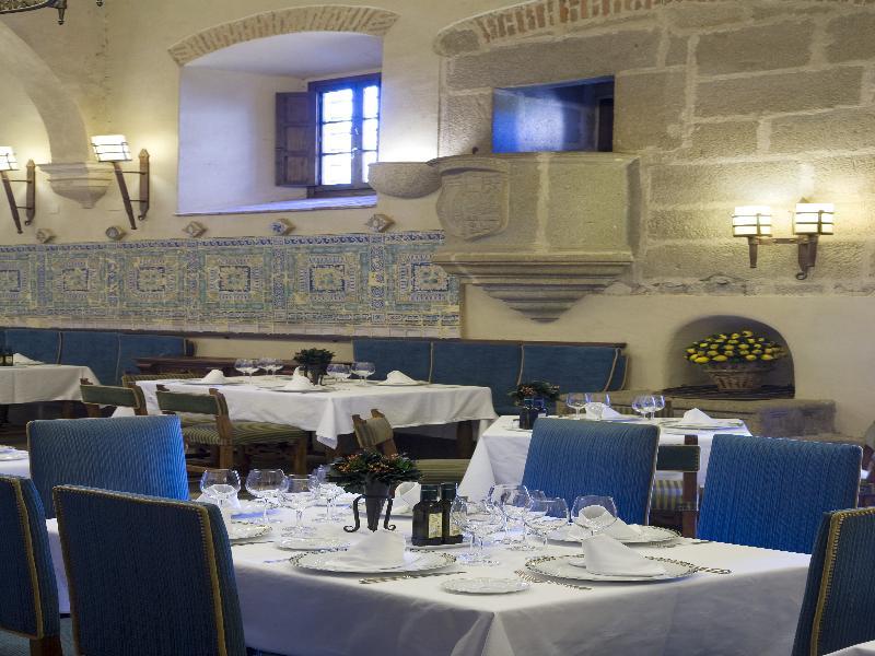 Restaurant Parador De Plasencia