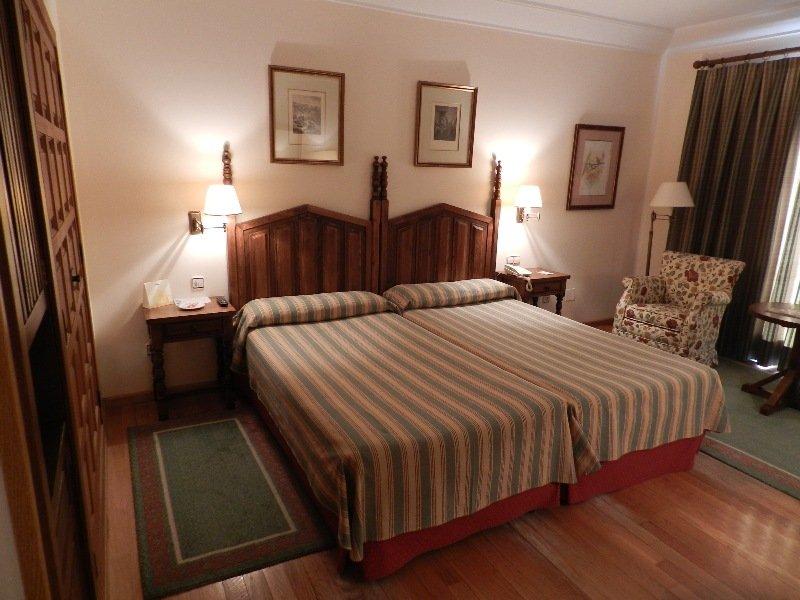 Room Parador De Vilalba