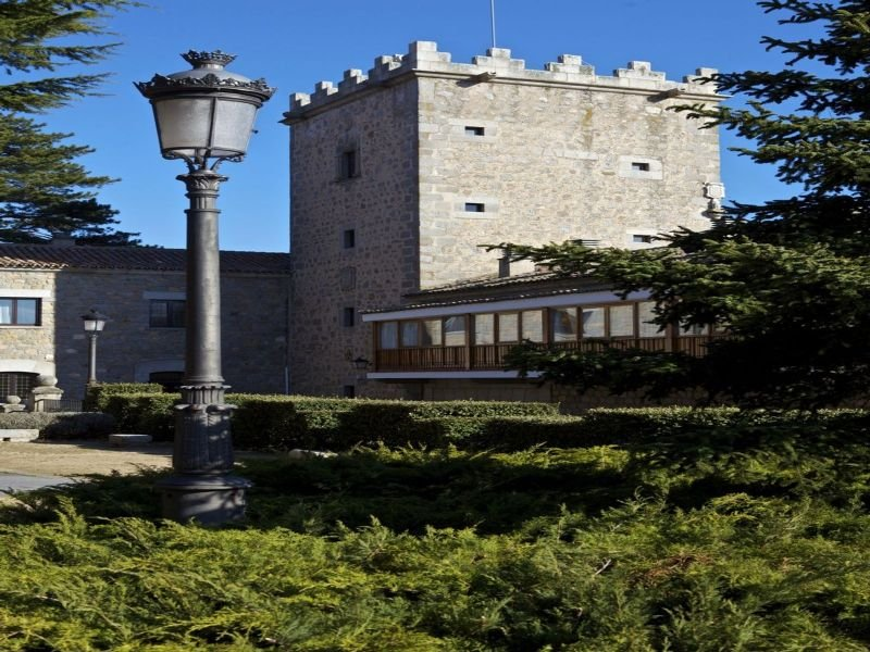 Fotos Hotel Parador De Avila