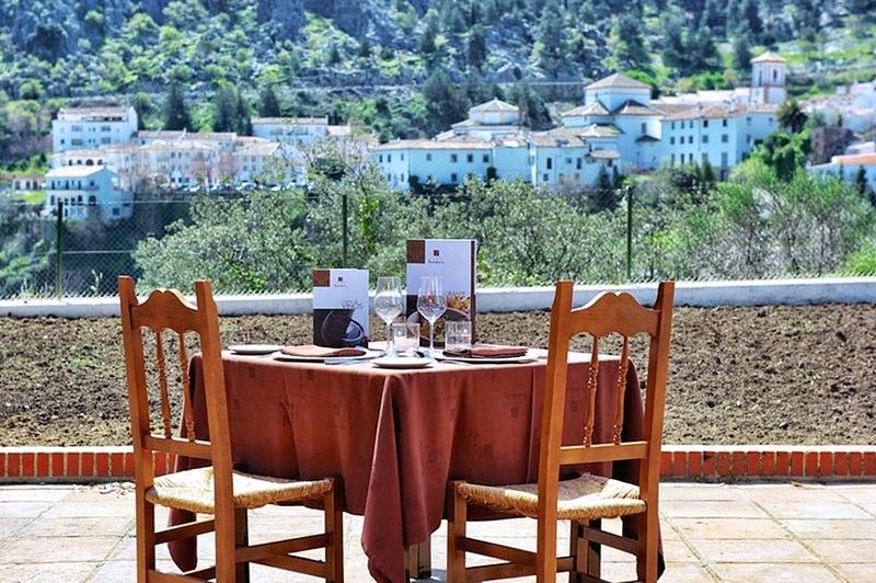 General view Villa De  Grazalema