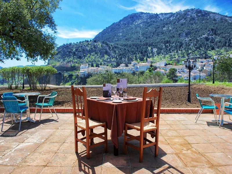 Terrace Villa De  Grazalema