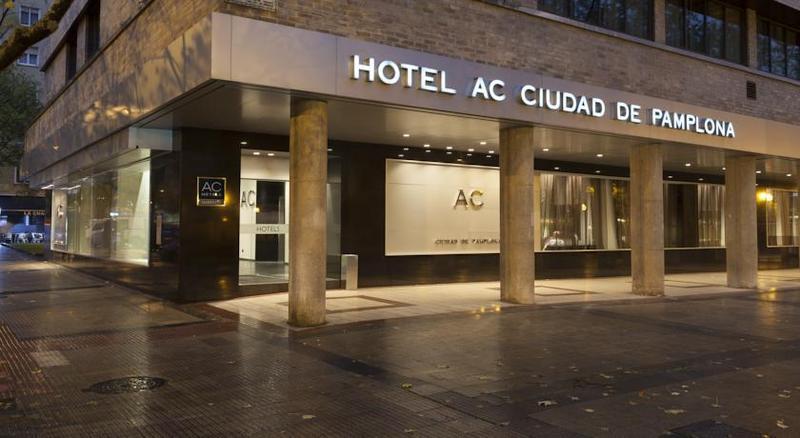 imagen de hotel Ac Ciudad De Pamplona