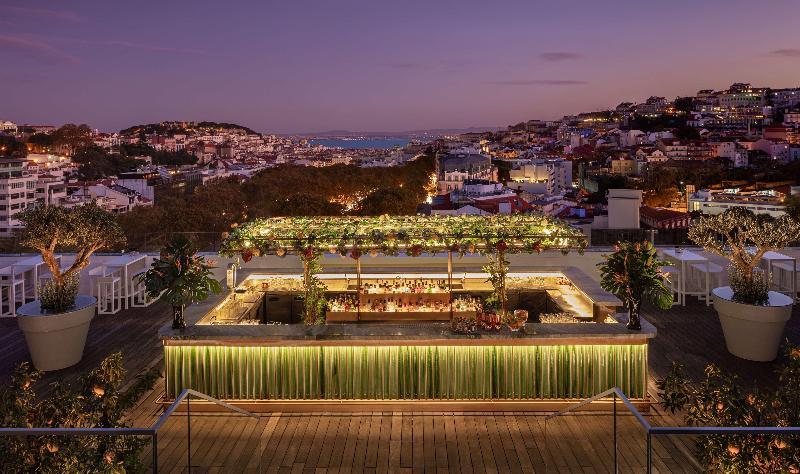 Bar Tivoli Avenida Liberdade Lisboa