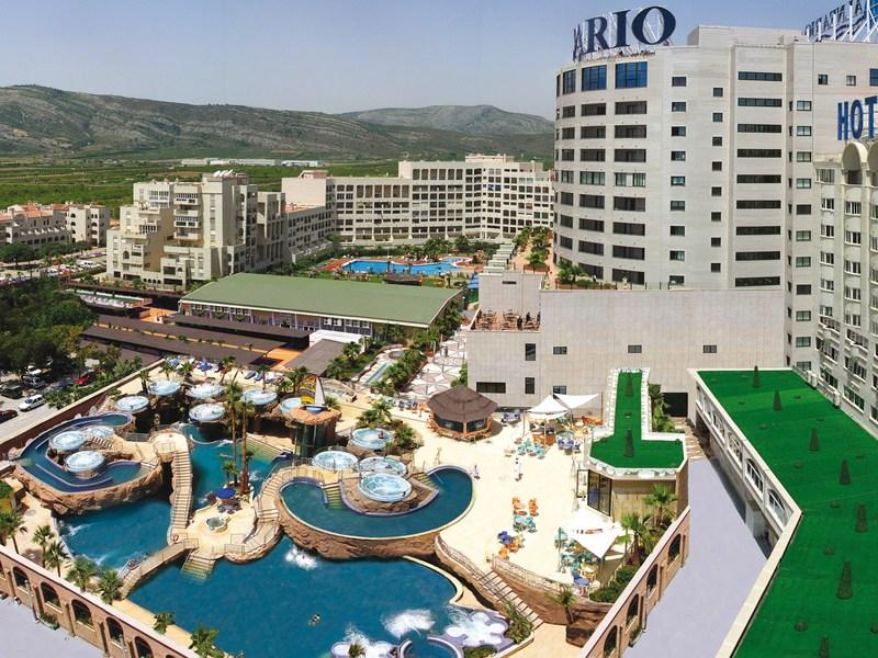 Hotel Marina D Or 5 Oropesa Del Mar Castellon