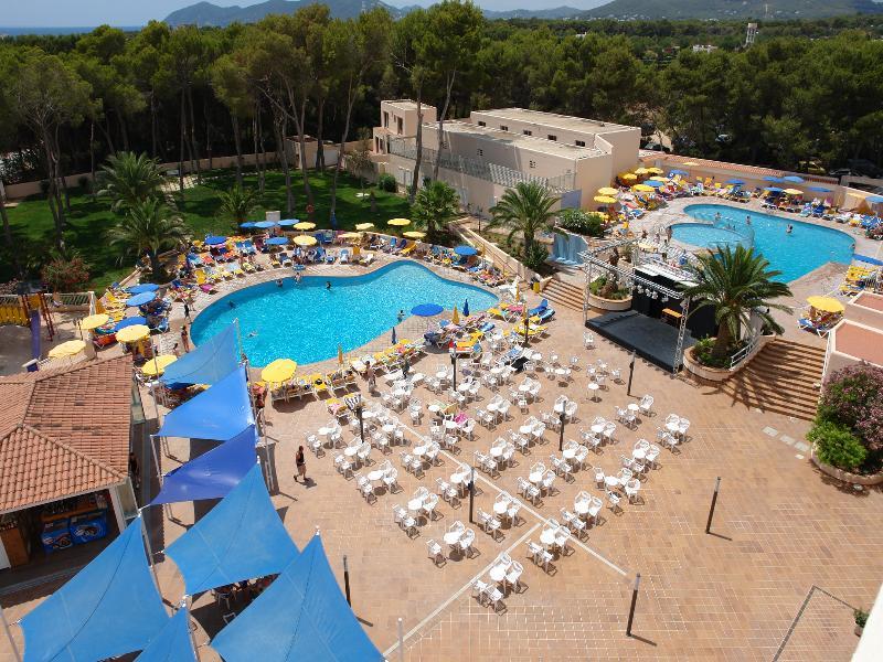 General view Invisa Hotel Ereso