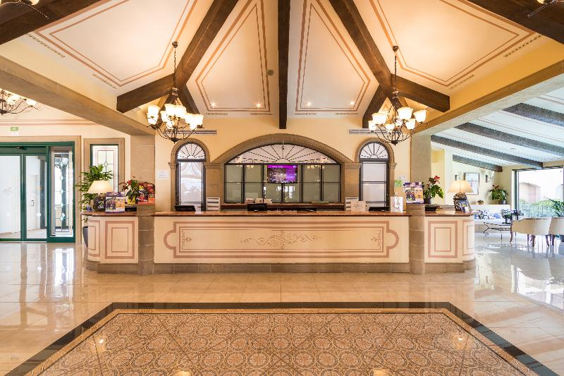 Lobby Portaventura Hotel Portaventura