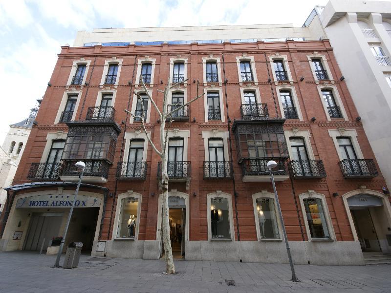 imagen de hotel Silken Alfonso X