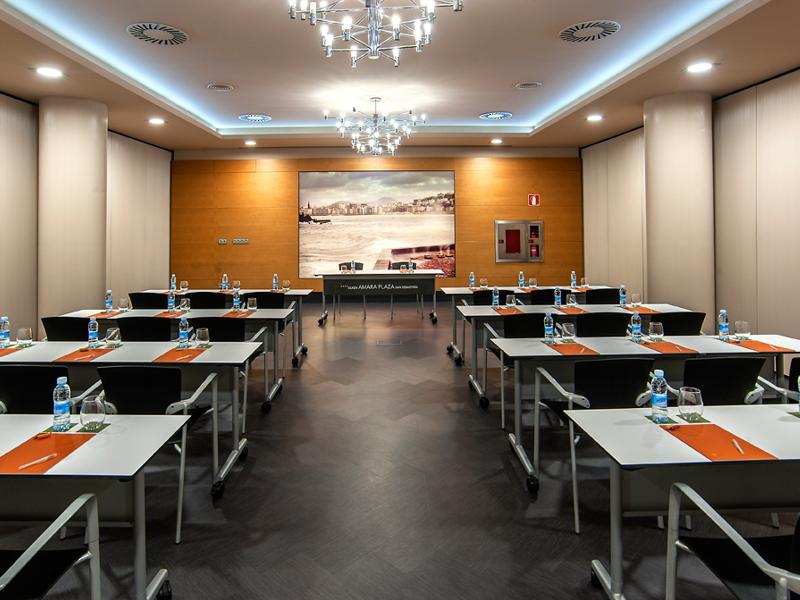 Conferences Silken Amara Plaza