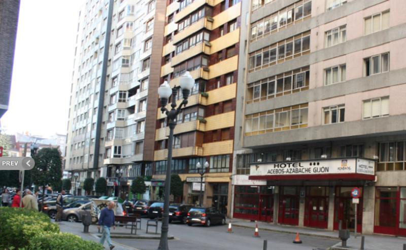General view Acebos Azabache Gijon