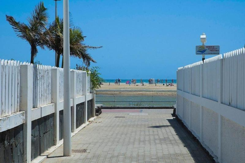 General view Apartamentos Maspalomas Oasis