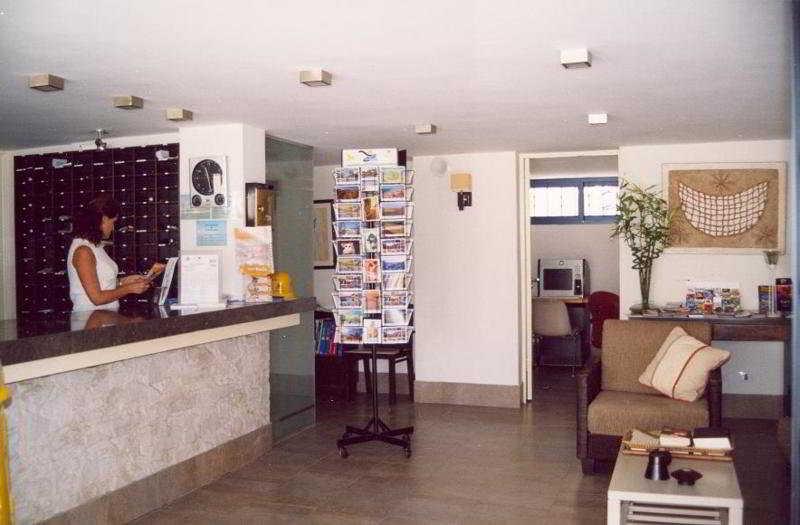 Lobby Apartamentos Maspalomas Oasis