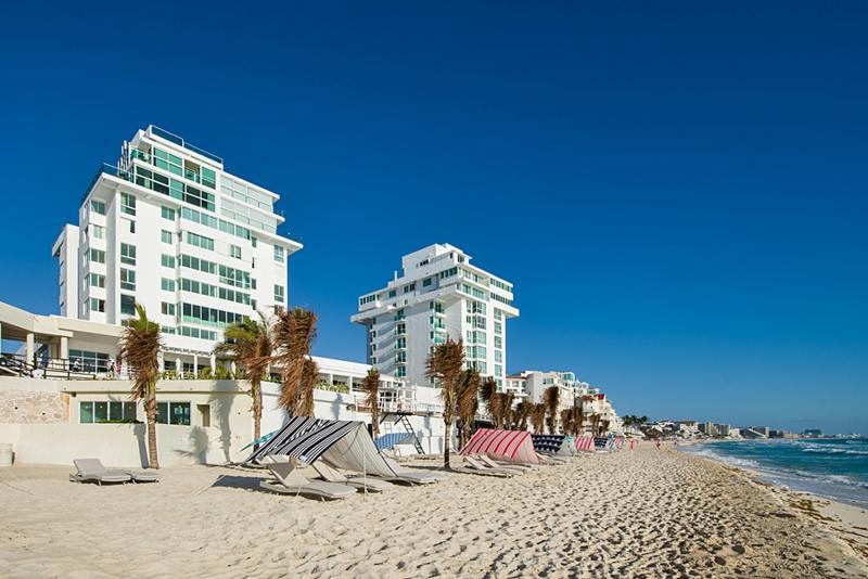 General view Oleo Cancun Playa