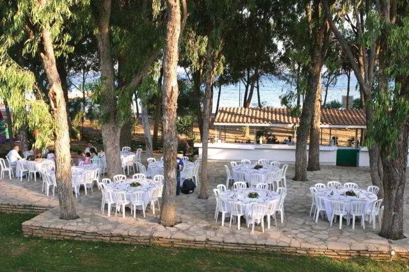Restaurant Park Beach