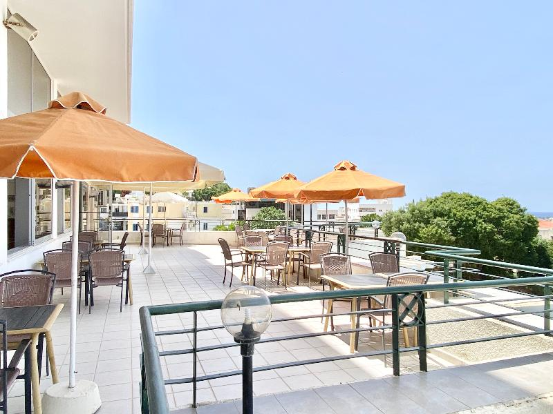 Terrace Agapinor Hotel