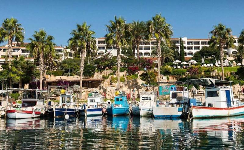 General view Coral Beach Hotel & Resort