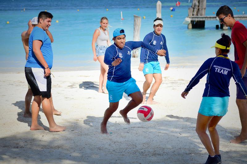 Sports and Entertainment Cancun Bay Resort