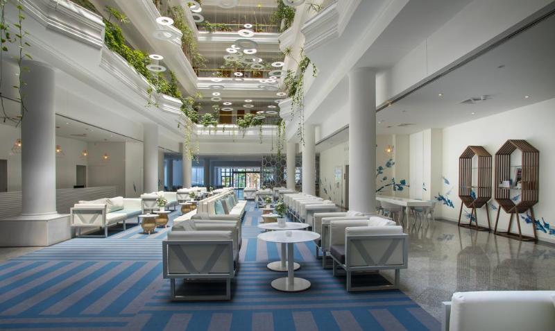 Lobby Anastasia Hotel
