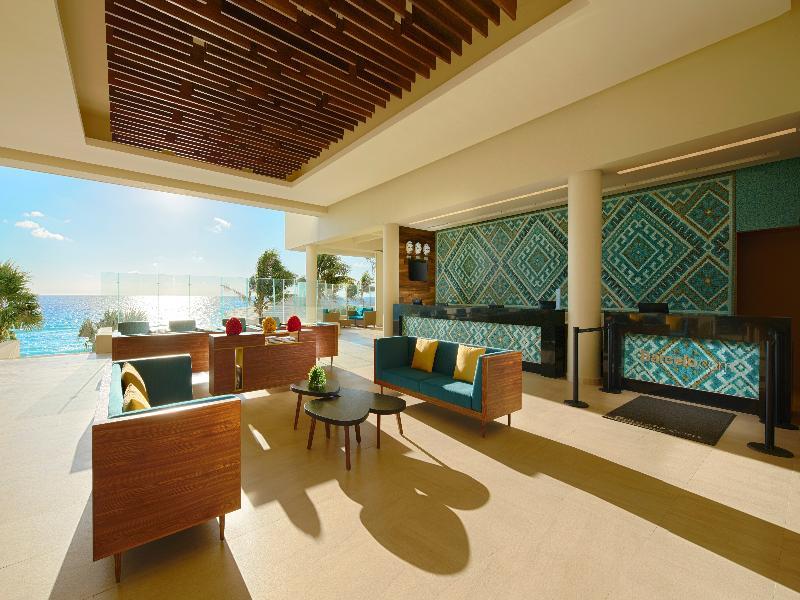 Lobby Occidental Tucancun