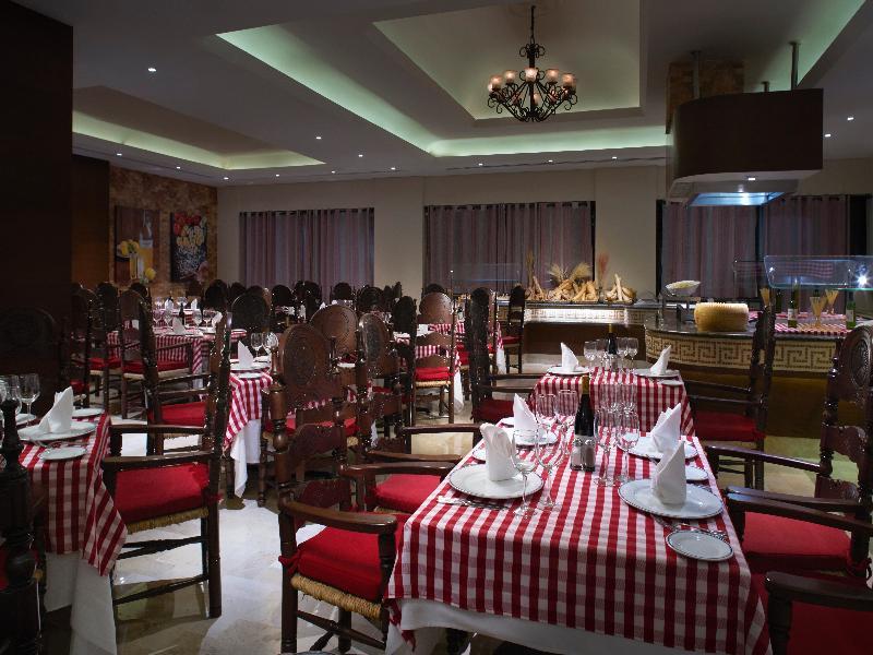 Restaurant Occidental Tucancun