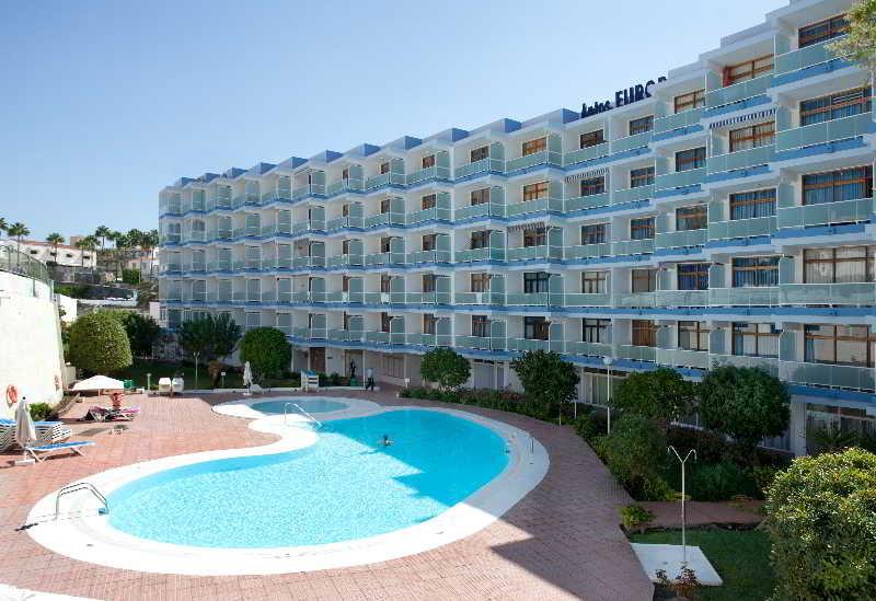 General view Hv Apartamentos Europa