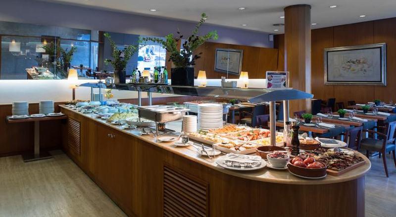 Restaurant Catalonia Gran Hotel Verdi