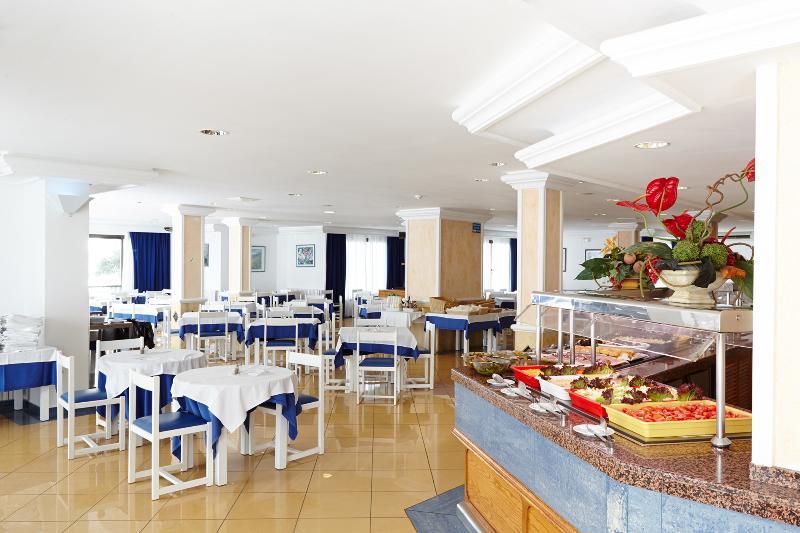 Restaurant Aparthotel Nereida