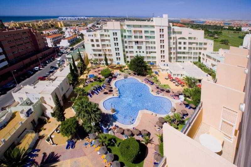 General view Fenix Beach Apartamentos