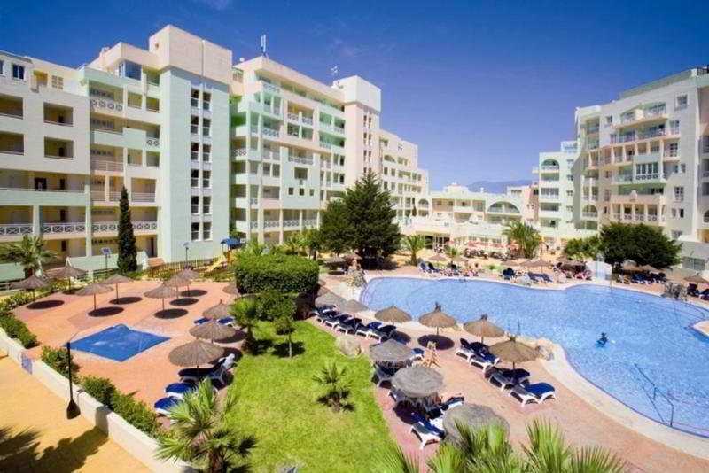 Pool Fenix Beach Apartamentos