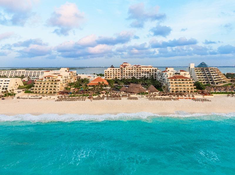 General view Fiesta Americana Condesa Cancun All Inclusive